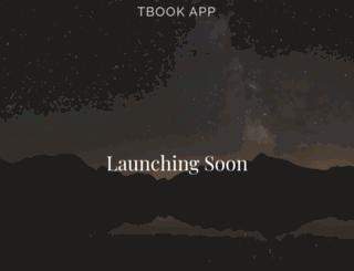 tbook.in screenshot