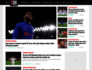 tbrfootball.com screenshot