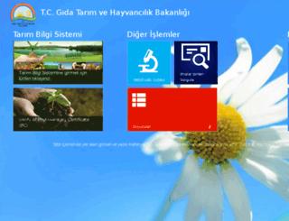 tbs.tarsey.gov.tr screenshot