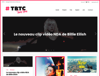 tbtc.fr screenshot