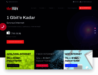 tbtnet.net screenshot