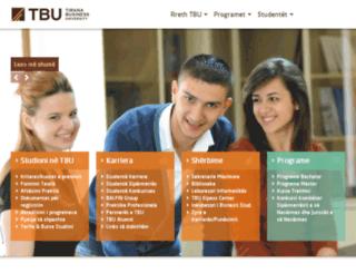 tbu.al screenshot