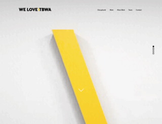 tbwa.at screenshot