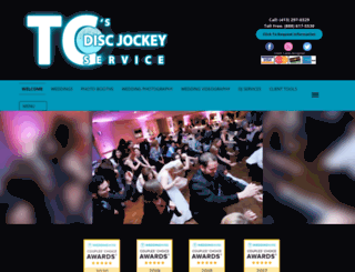 tc-dj-karaoke.com screenshot