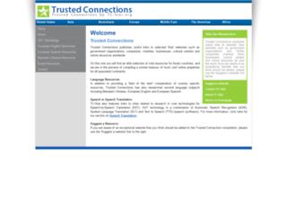 tc-star.org screenshot