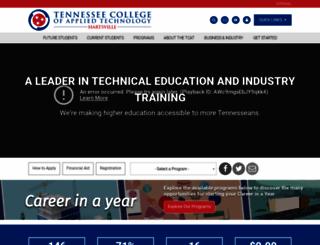 tcathartsville.edu screenshot