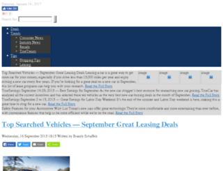 tcblog.truecar.com screenshot