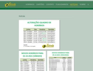 tcestrela.com.br screenshot