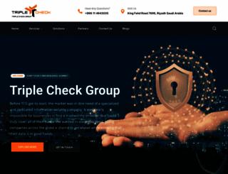 tcg.com.sa screenshot