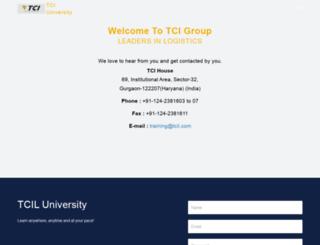 tcil.learnyst.com screenshot