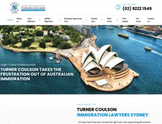 tcilawyers.com.au screenshot