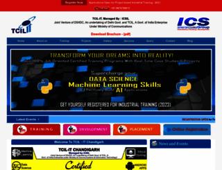 tcilitchandigarh.com screenshot