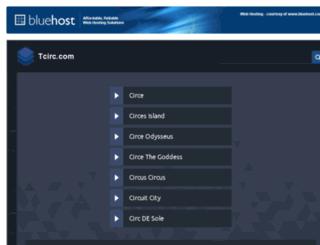 tcirc.com screenshot