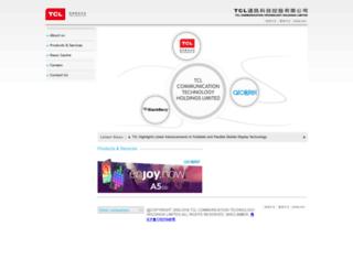 tclcom.com screenshot