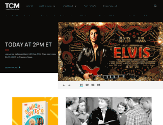 tcm.com screenshot