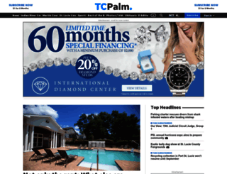 tcpalm.com screenshot