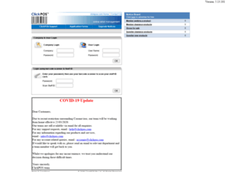 tcpsvr115.clickpos.net screenshot