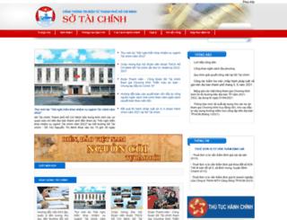 tcvg.hochiminhcity.gov.vn screenshot