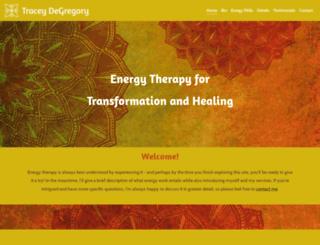 tdegregory.com screenshot