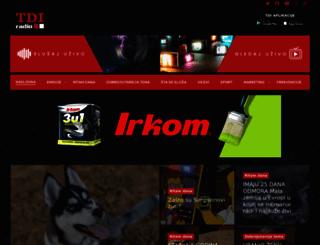 tdiradio.com screenshot