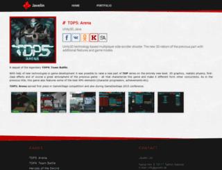 tdp5.com screenshot