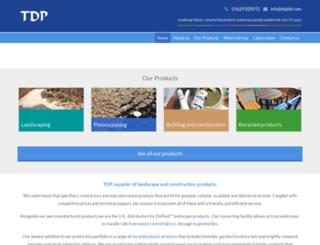 tdpltd.com screenshot