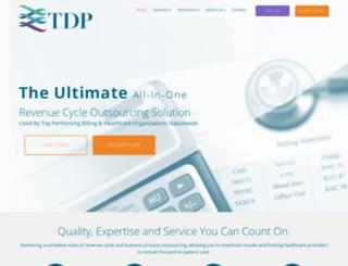 tdprcm.com screenshot
