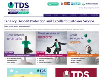 tds.gb.com screenshot