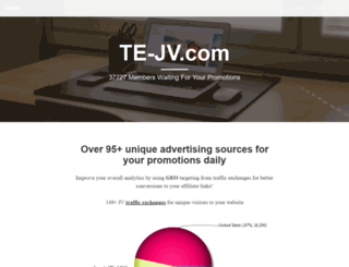 te-jv.com screenshot