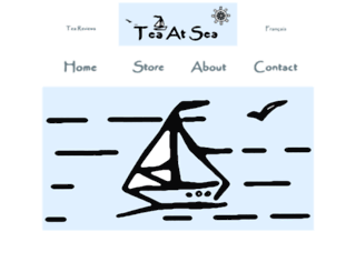 tea-at-sea.com screenshot