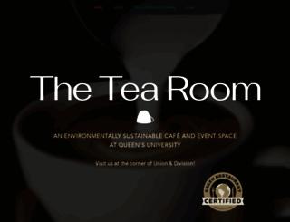 tea-room.ca screenshot