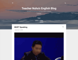 teachernuha.blogspot.com screenshot