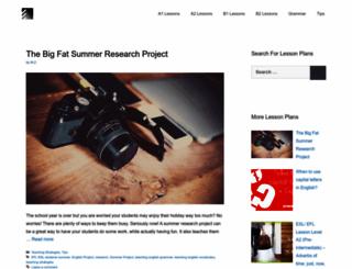 teachers.onlineenglishexpert.com screenshot
