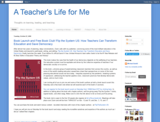 teacherslifeforme.blogspot.com screenshot