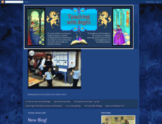 teachingwithsight.blogspot.com screenshot