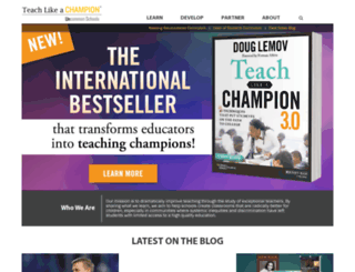teachlikeachampion.com screenshot