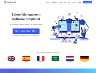 teachngo.com screenshot