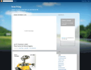 teachtag.blogspot.com screenshot