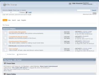teacup.lunaen.com screenshot