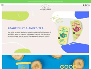 teahuggers.co.uk screenshot