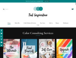 tealinspiration.com screenshot