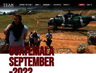 team-5.org screenshot