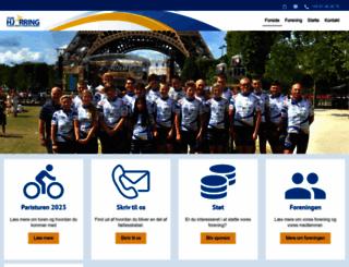 team-hjoerring.dk screenshot