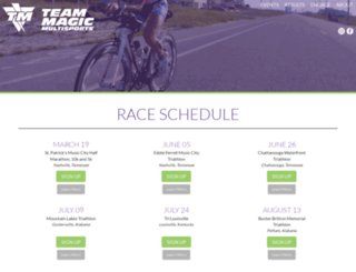 team-magic.com screenshot