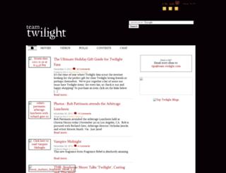 team-twilight.com screenshot