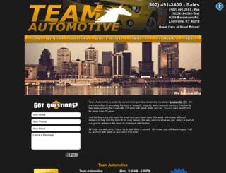teamauto.biz screenshot