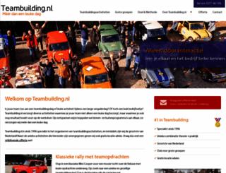 teambuilding.nl screenshot