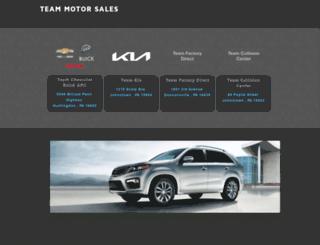 teamcars.net screenshot