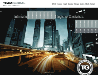 teamdeliver.com screenshot