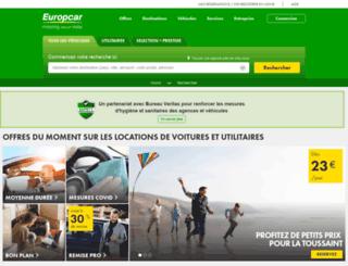 teameuropcar.com screenshot